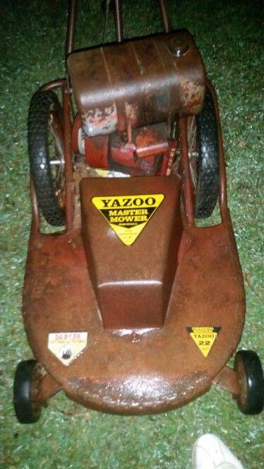 Yazoo Mower Mower Lawn Mower Lawn Mowers