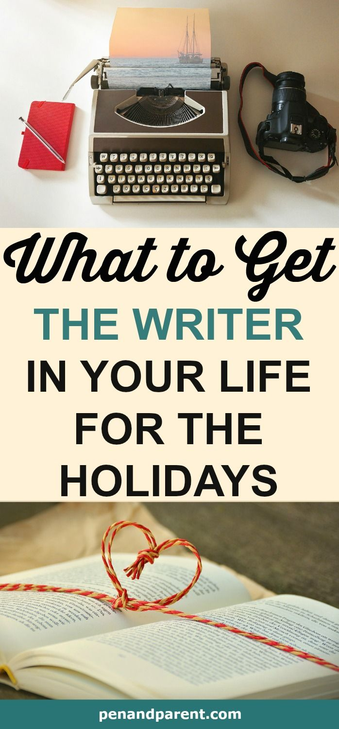 Are you looking for the perfect Christmas gift for the writer in ...