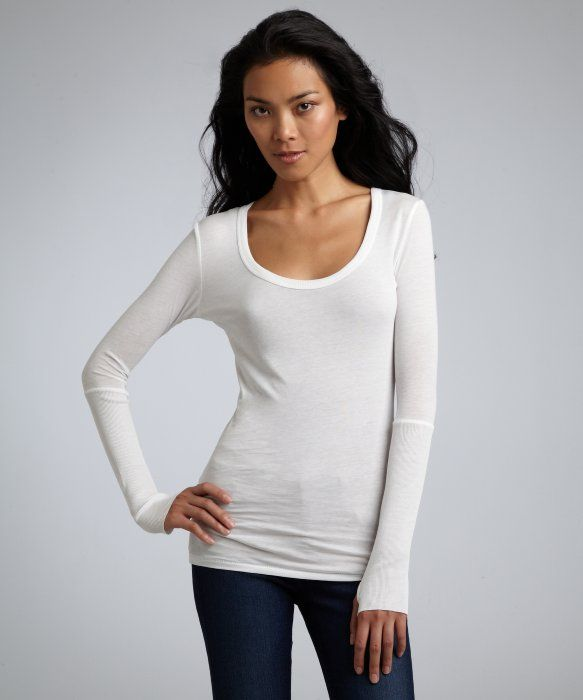 Izzy shirt option, polar opposite style