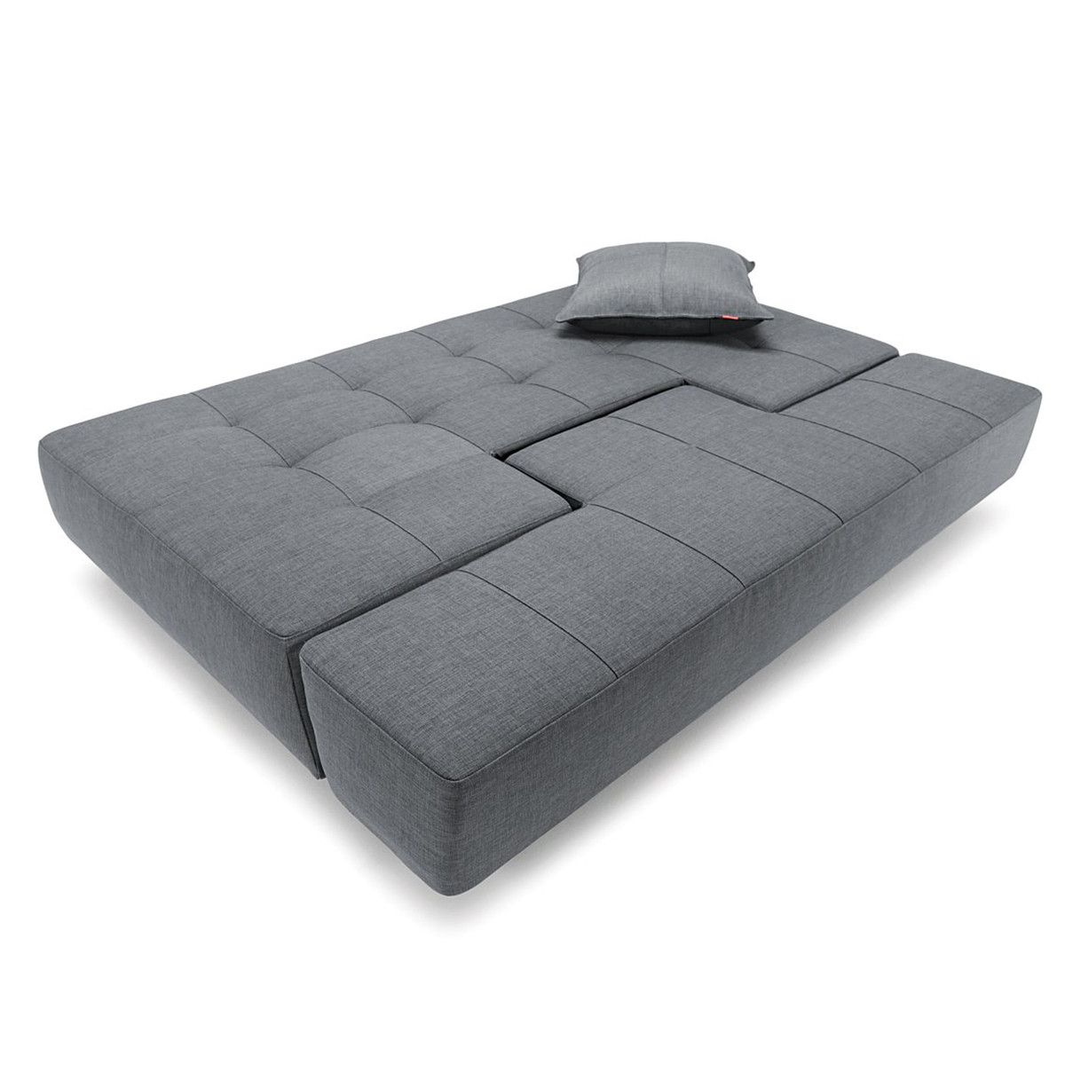 So Cool A Sofa That Folds Down Into A Full Size Bed Perfect