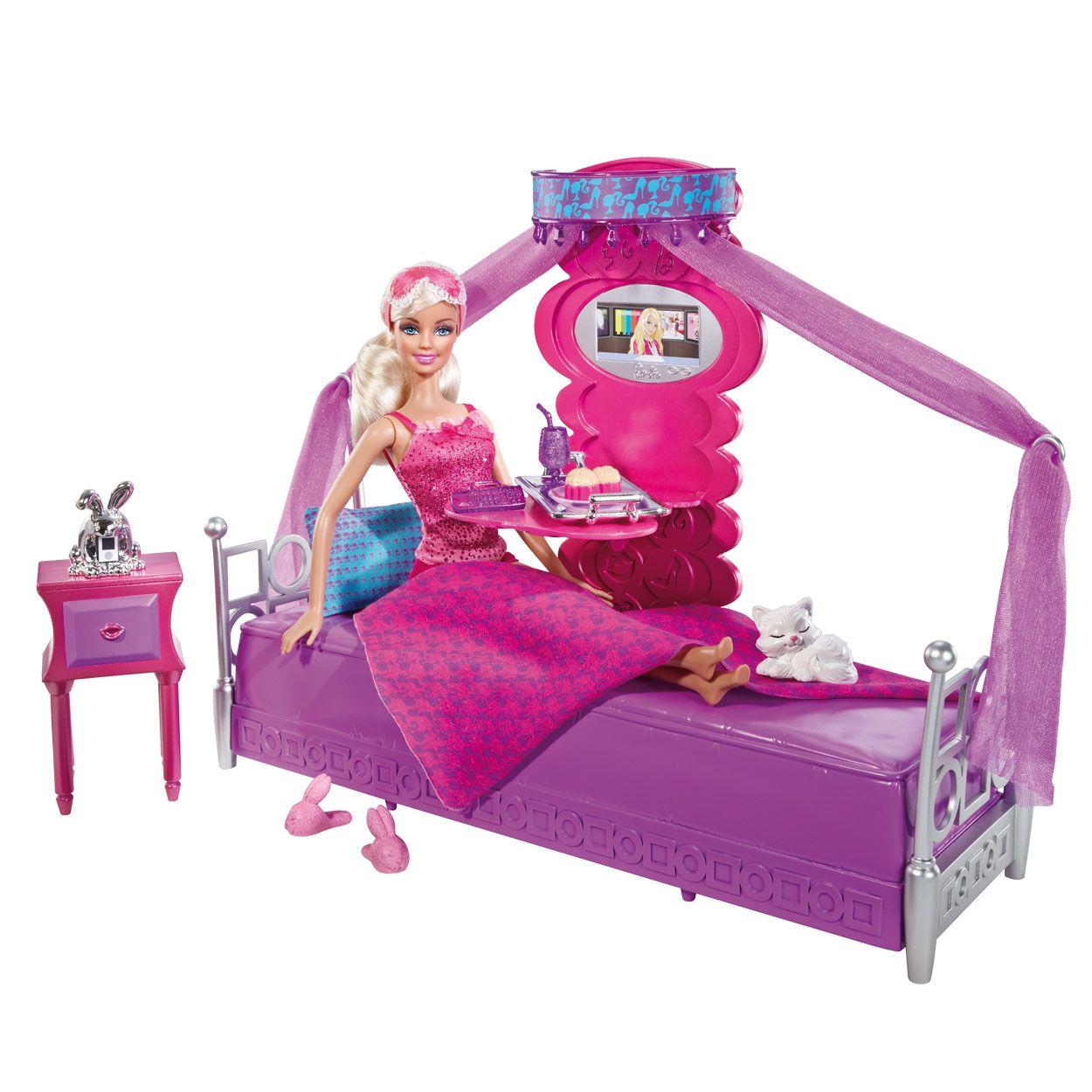 barbie luxe | Barbie Slaapkamer de Luxe | ladie\'s best friend ...