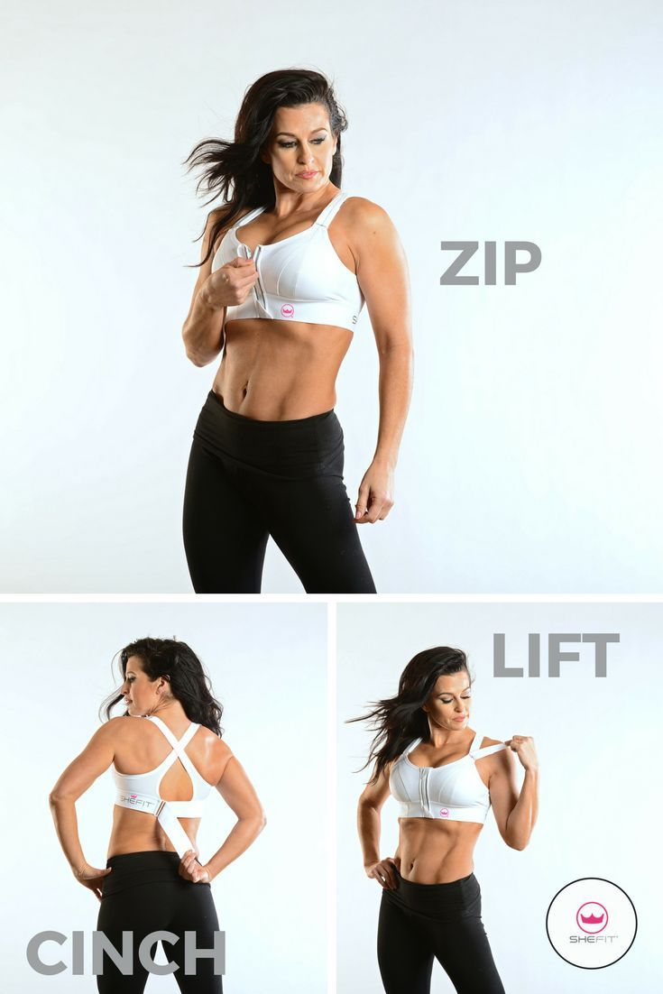81fbaa5ba429d Shefit high impact sports bra is the most unique sports bra on the market  for girls with small chest