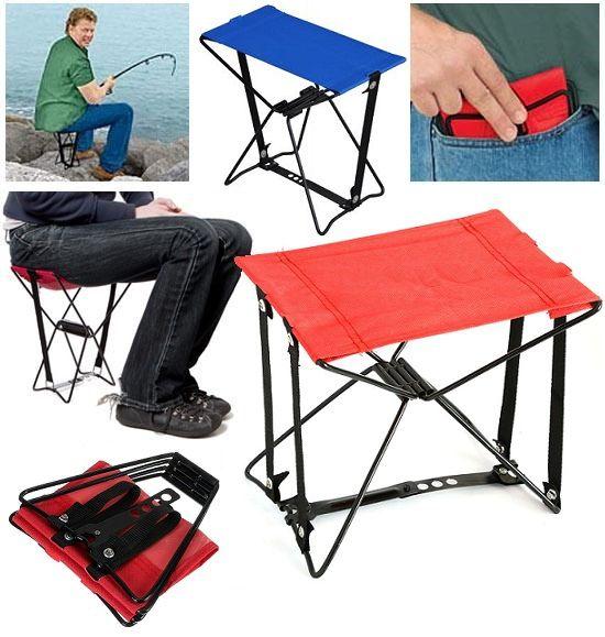hordozhato összecsukható szék
