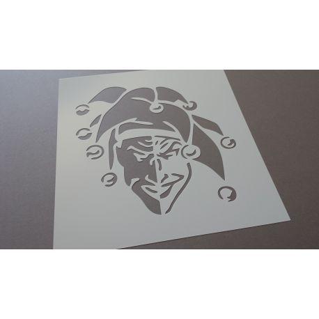 Pochoir Joker pour la deco Home deco Pinterest Stenciling