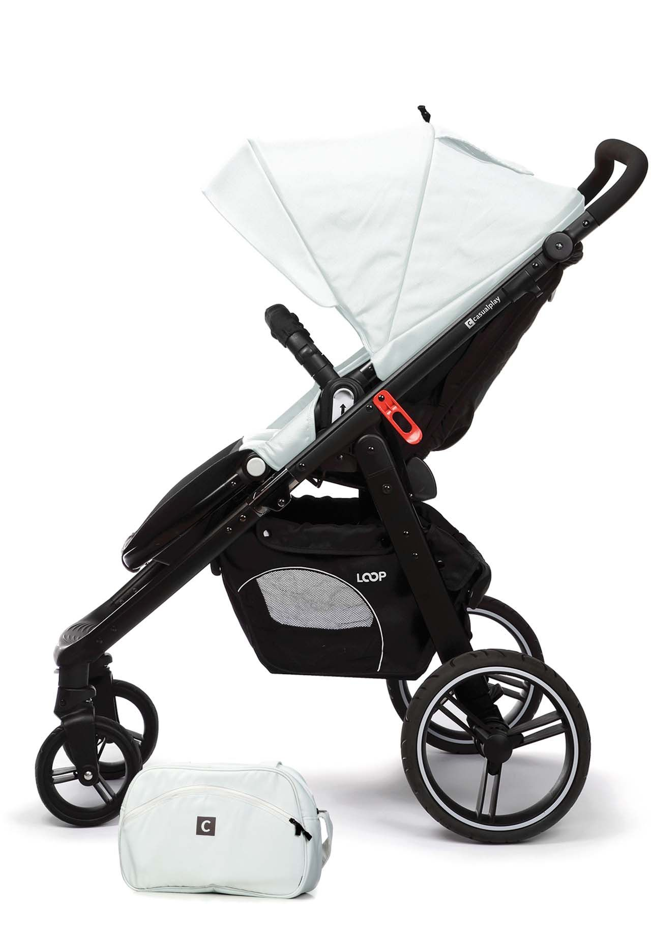 Casual Play Match 3 Cot Loop/Baby0+/Cot Ice ´15