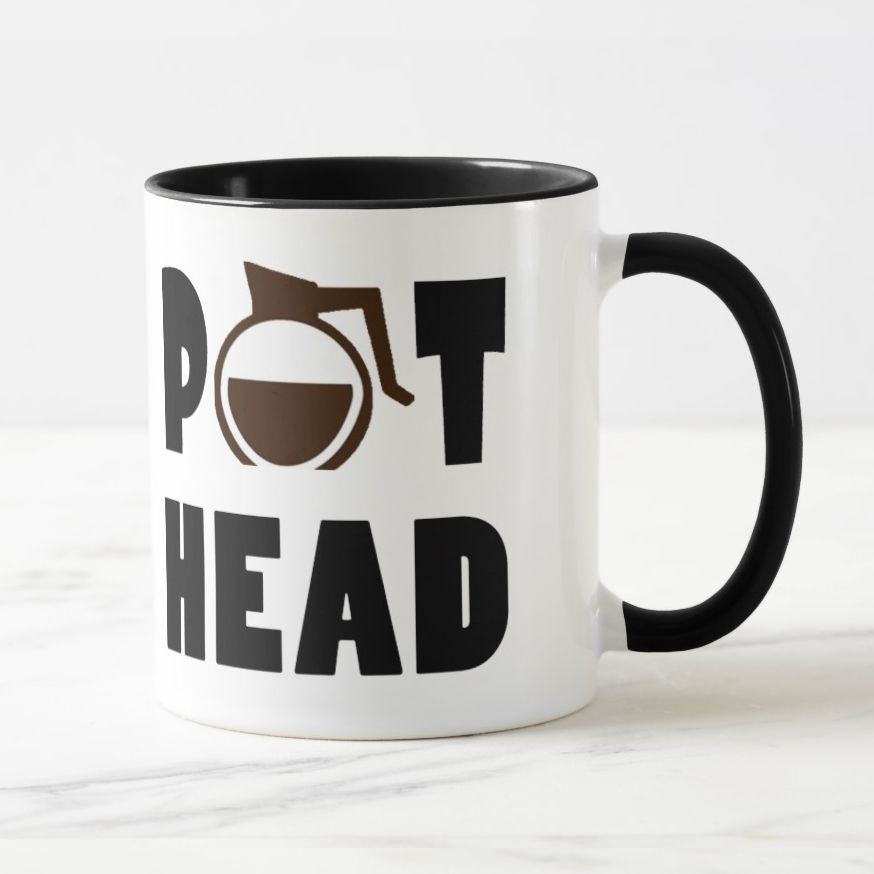 If This Pot Head Coffee Mug Made You Smile Check Out Our