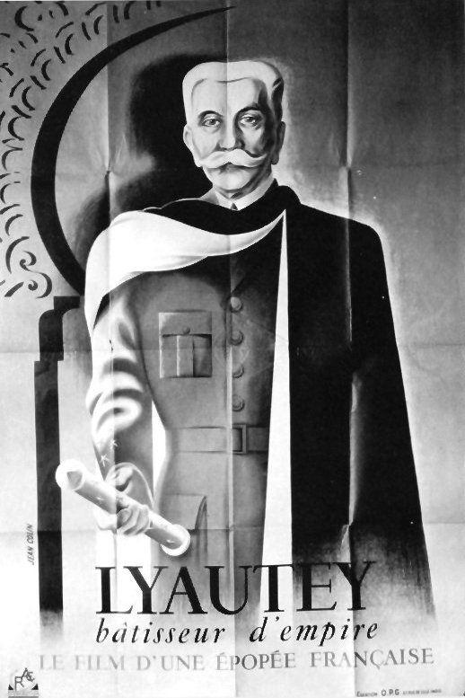 1946 Lyautey Batisseur D Empire J Colin
