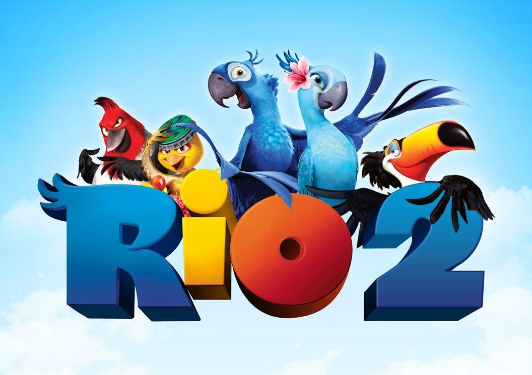 Filme Rio 2 2014 Filmes Infantis Rio 2 Filmes De Animacao