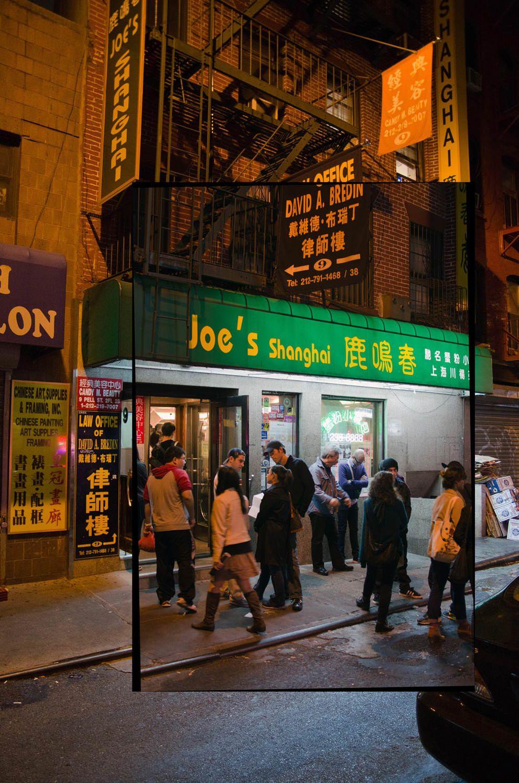 Joe's Shanghai Restaurant - NYC, USA