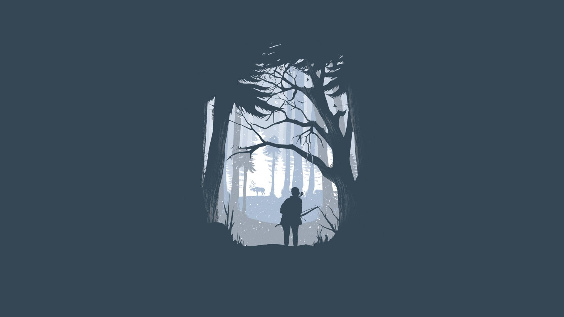 The Last Of Us Wallpapers Minimalist Wallpaper Minimalist Desktop Wallpaper Minimal Wallpaper