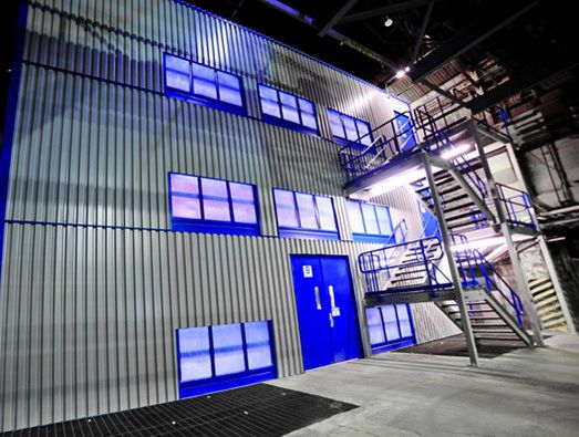 Ovh Data Center Beauharnois Quebec Canada Data Centers With