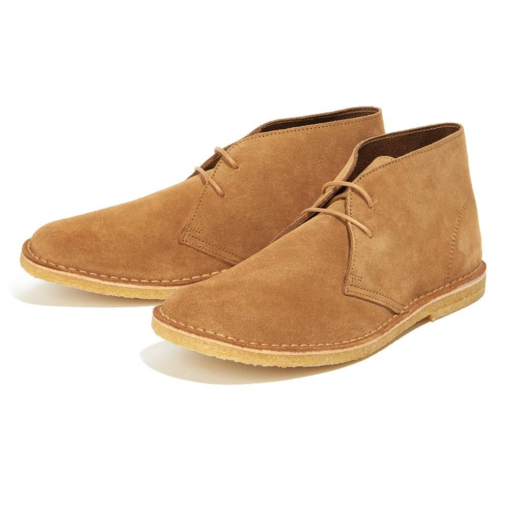 The Pretty Green Desert Boot is back
