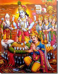 Pandavas Krishna S Mercy Radha Krishna Art Shiva Parvati Images Krishna Art