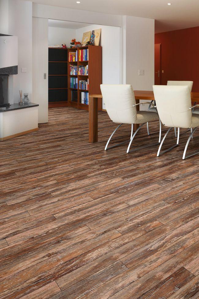 Historic Cherry Laminate Flooring