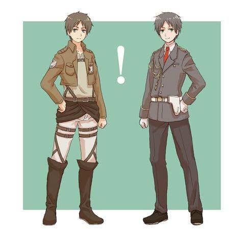 Eren (left) & Bulgaria (right)