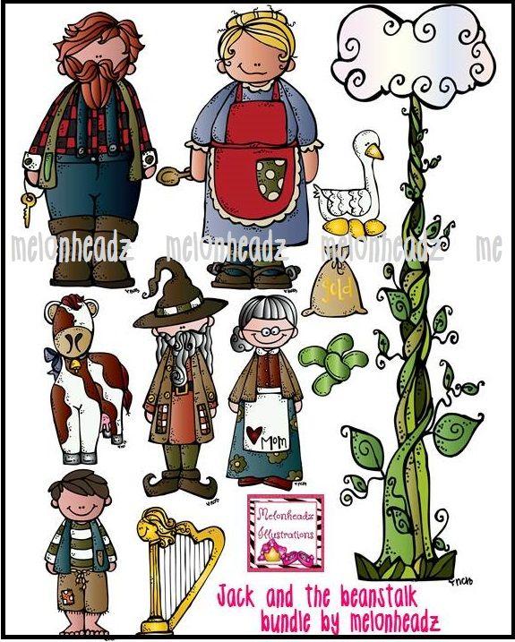 like-MelonHeadz: Jack and the bean stalk bundle | a you\'re adorable ...