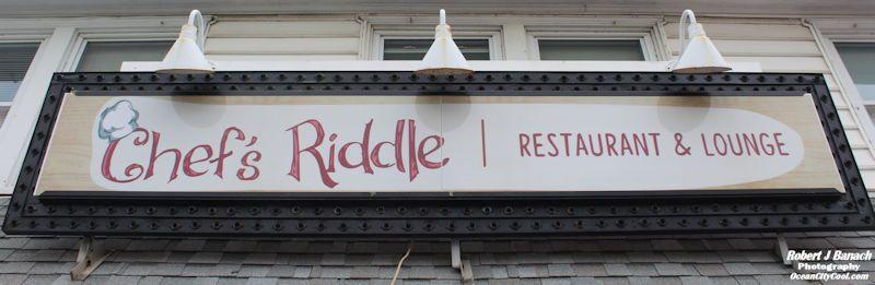 Chefs riddle restaurant lounge ocean city md ocean