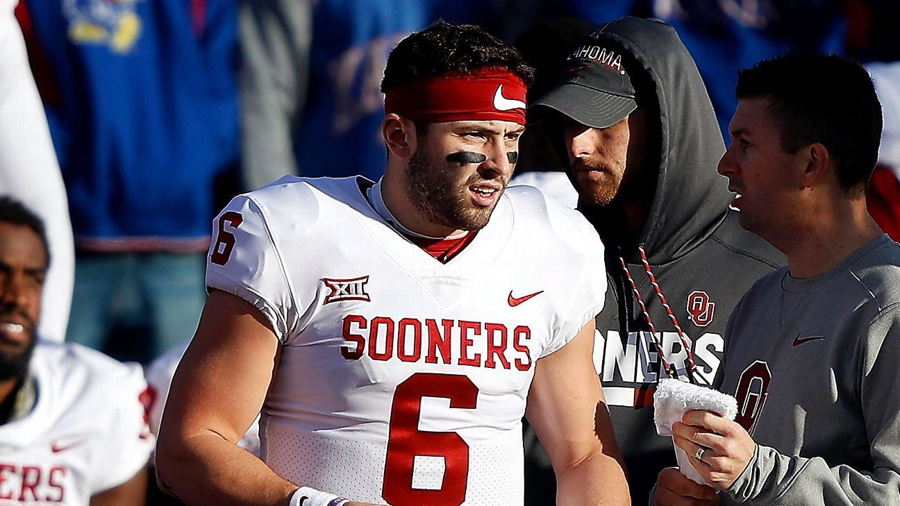 Mayfield sorry for 'disrespectful' actions to KU