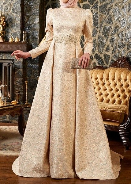 Robe fiancaille turque