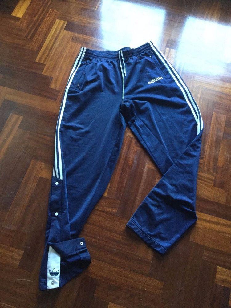 pantaloni adidas old school