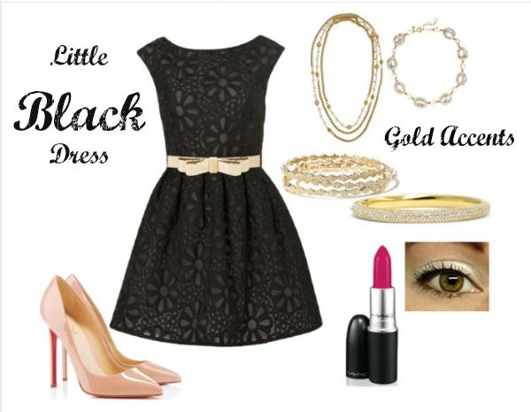 Perfection Possibilities - Holiday Outfit