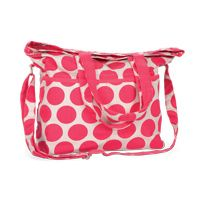 Retro Metro® Fold-Over in Coral Mod Dot | Thirty-One Gifts  I want to WIN THIS