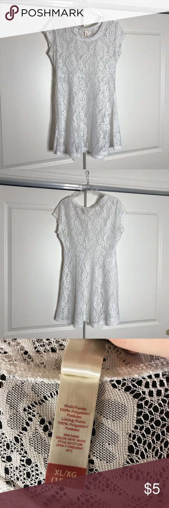 White Lace Dress Lace White Dress Lace Dress Lace Top Dress [ 1740 x 580 Pixel ]