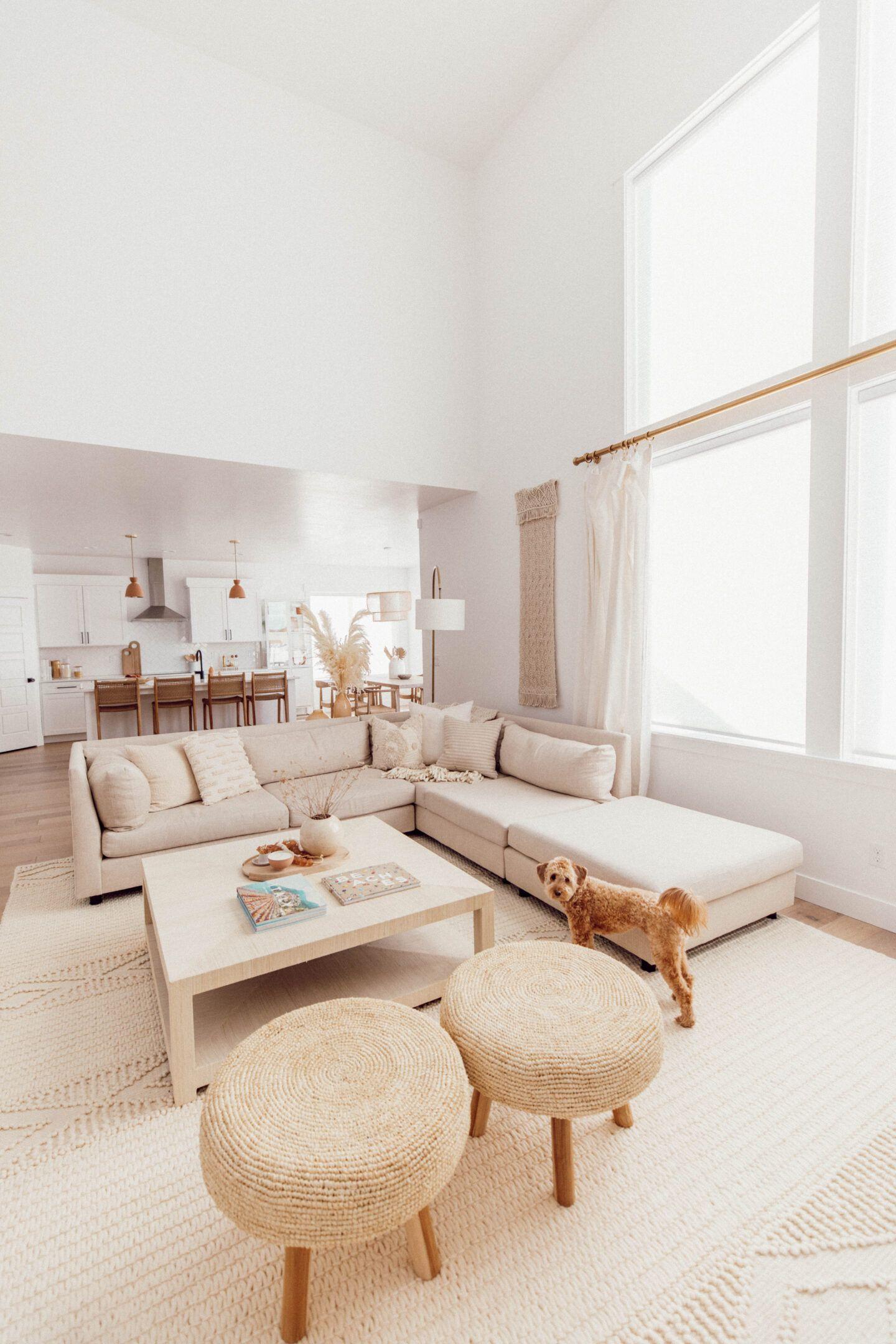 Living Room Makeover!