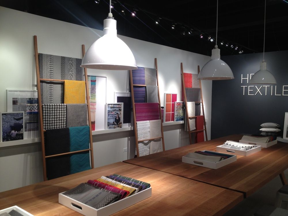 Elodie Blanchard Collection At The New HBF Textiles Showroom In Chicago  Designed By 2x4. Showroom IdeasShowroom DesignFurniture ...