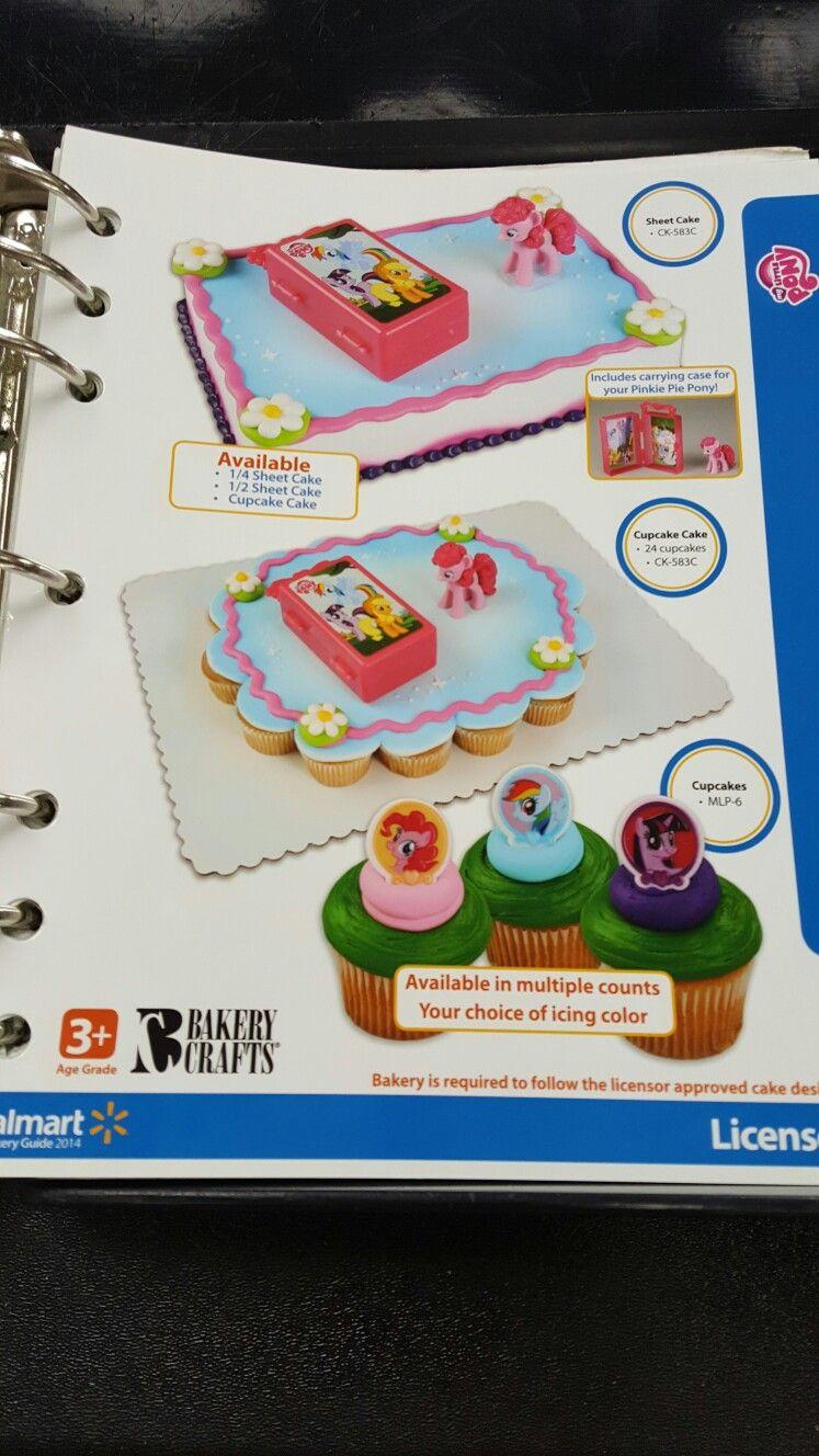 My Little Pony Cakes Walmart Birthday Ideas Pinterest Pony Cake