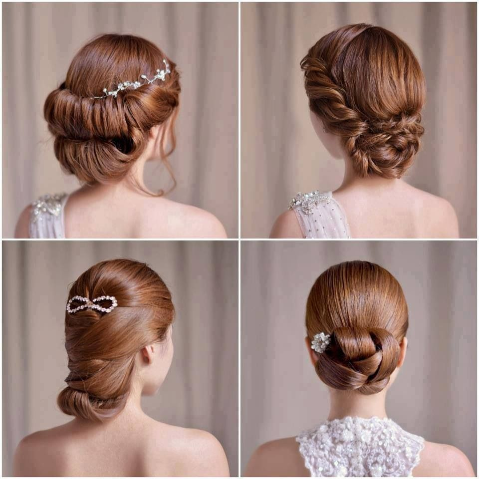 Nice Hairstyle For Wedding: Nice Classy Updos