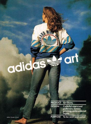 neat pic | Adidas retro, Adidas art, Vintage adidas