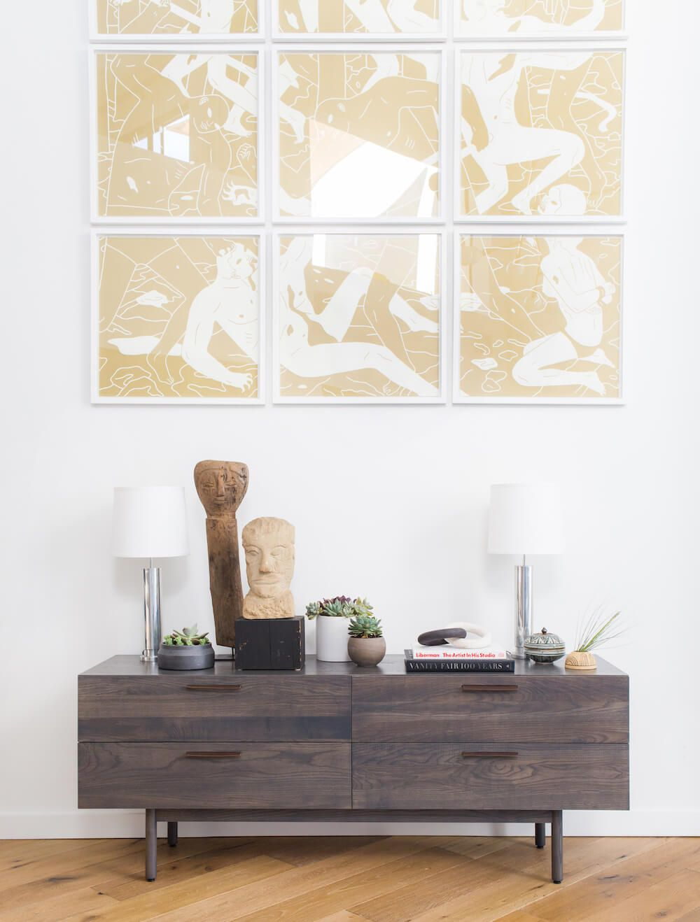 Orcondo: Living & Dining Room | Credenza, Design projects and Modern