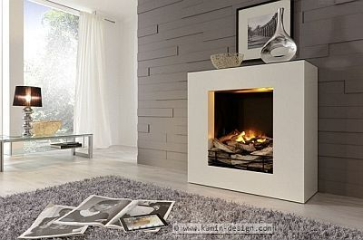 Discover All The Information About The Product Electric Fireplace /  Contemporary / Closed Hearth / Built In LINEA   EL   Kamin Design GmbH U0026 Co  KG ...