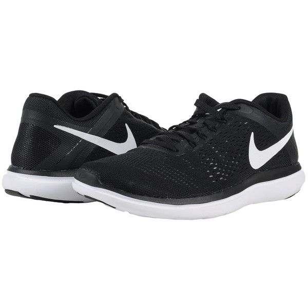 Nike Flex 2016 RN (Black/Cool Grey/White) Women's Running Shoes (