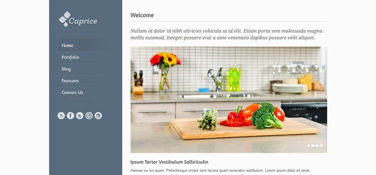 50 free responsive html5 web templates template