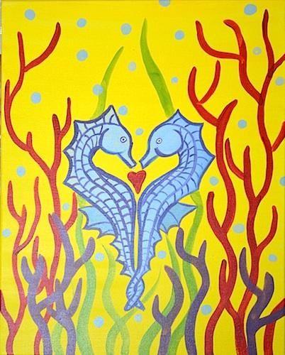 Paint Nite Delaware   Arenas Milford