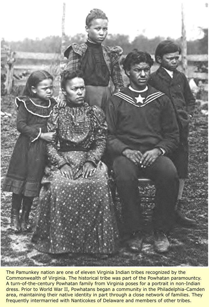 north american indians ancient black americans