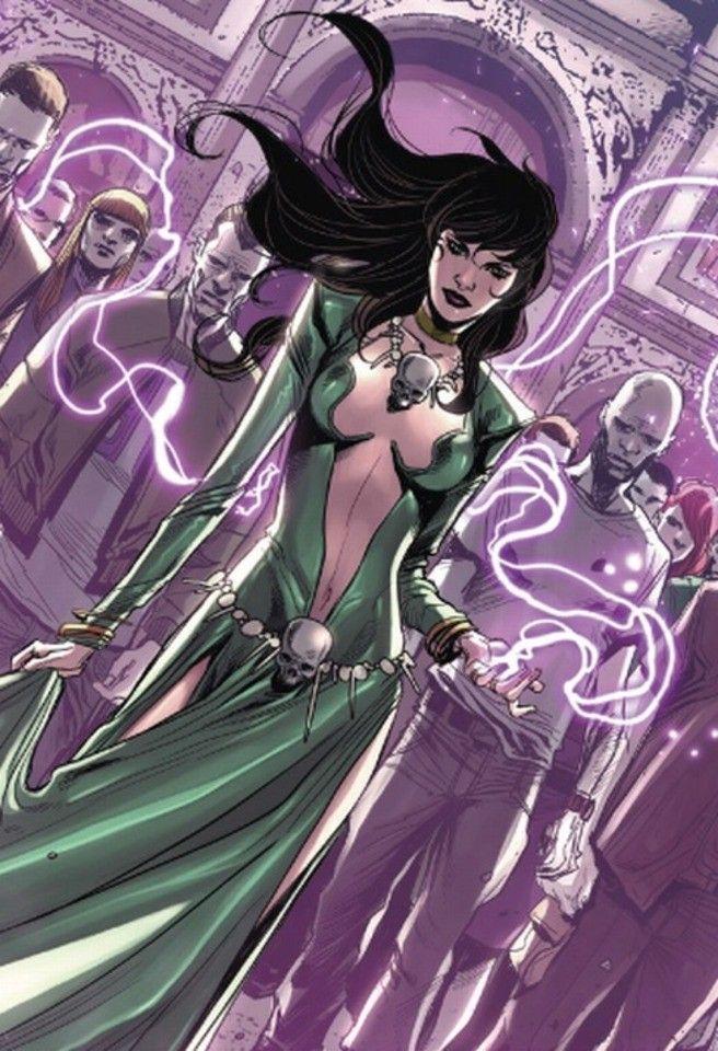 via comicvine com | Agent Carter | Marvel female villains