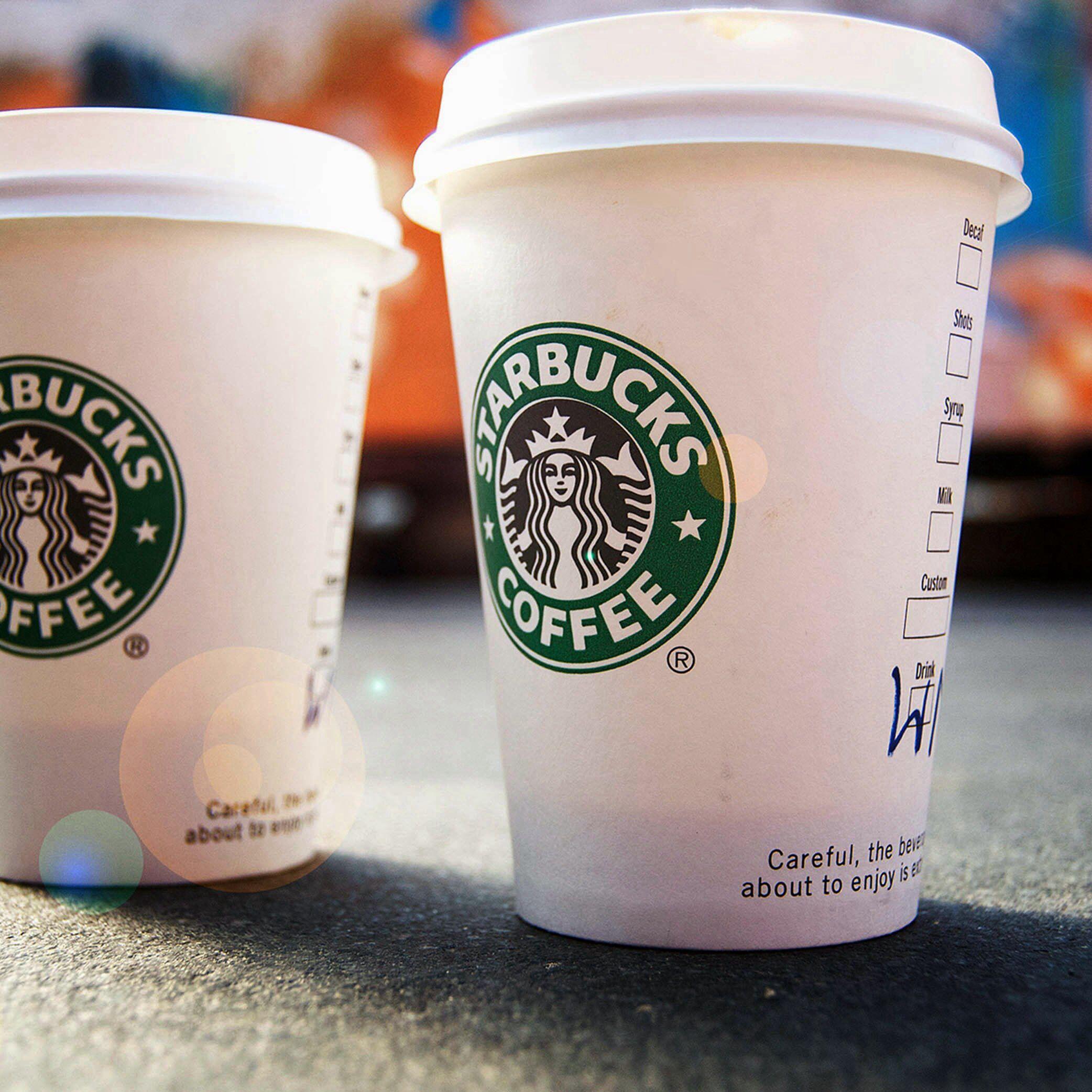 We Love Starbucks!