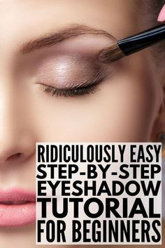 Photo of [ridiculously easy] step-by-step eyeshadow tutorial for beginners
