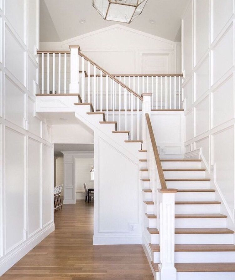 Beautiful Interior Staircase Ideas And Newel Post Designs: Staircase Remodel, Modern Stair Railing
