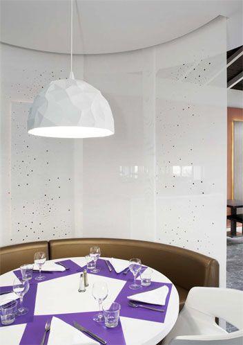 Lily Latifi, rue des gardes... home design...love her work on ...