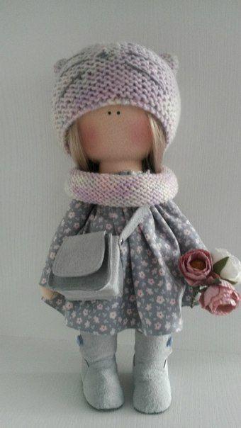 куклы модели ручной работы