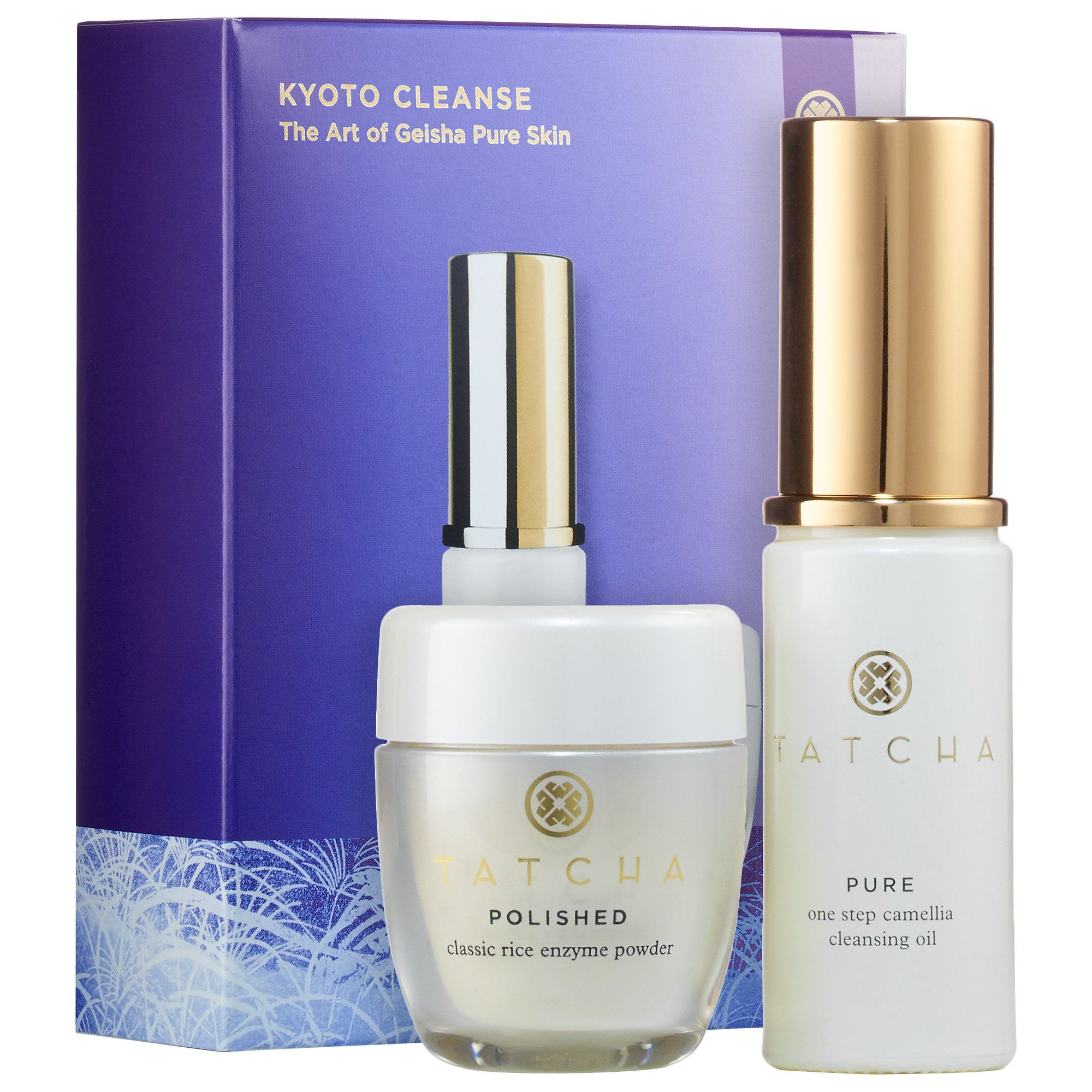 Shop Tatchaus Kyoto Cleanse at Sephora This cleansing and