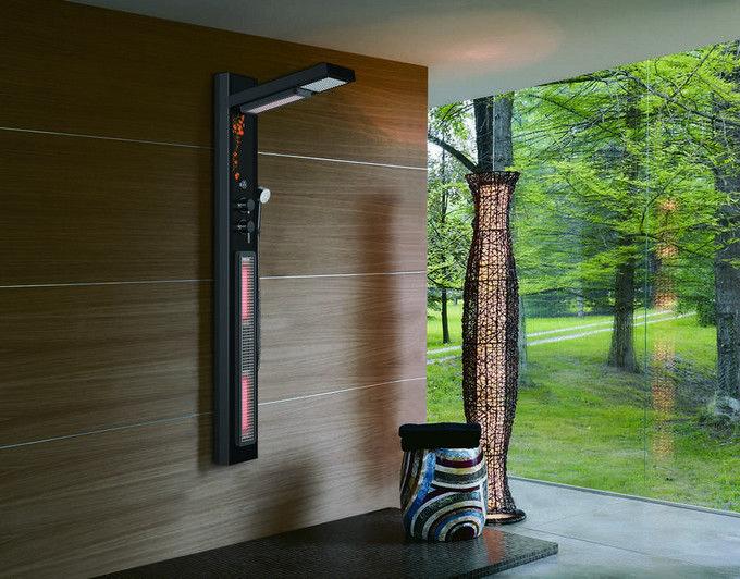 rain showers for your luxury bathroom - Luxury Rain Showers