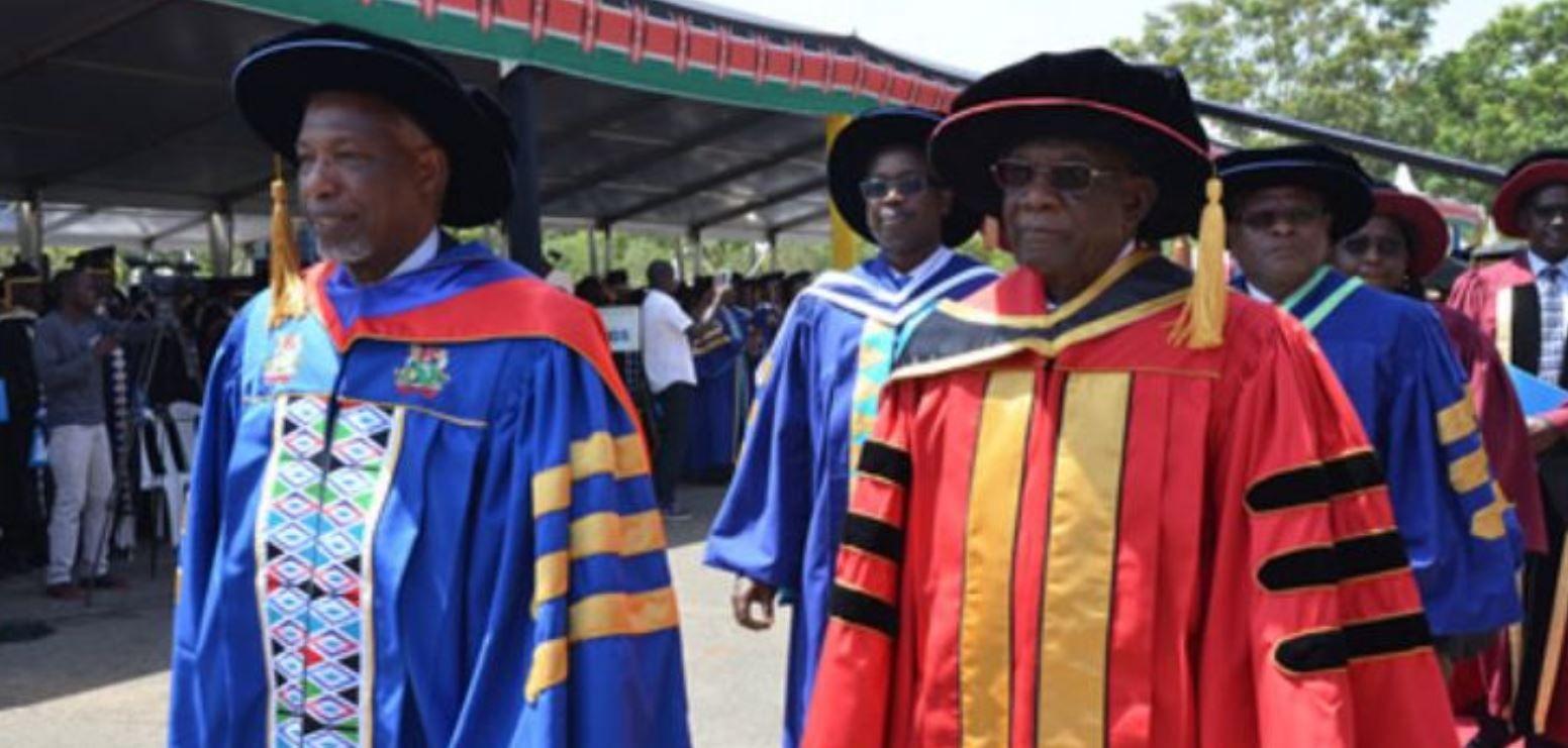 Kenyatta University 46th Graduation Ceremony and List, July 2019
