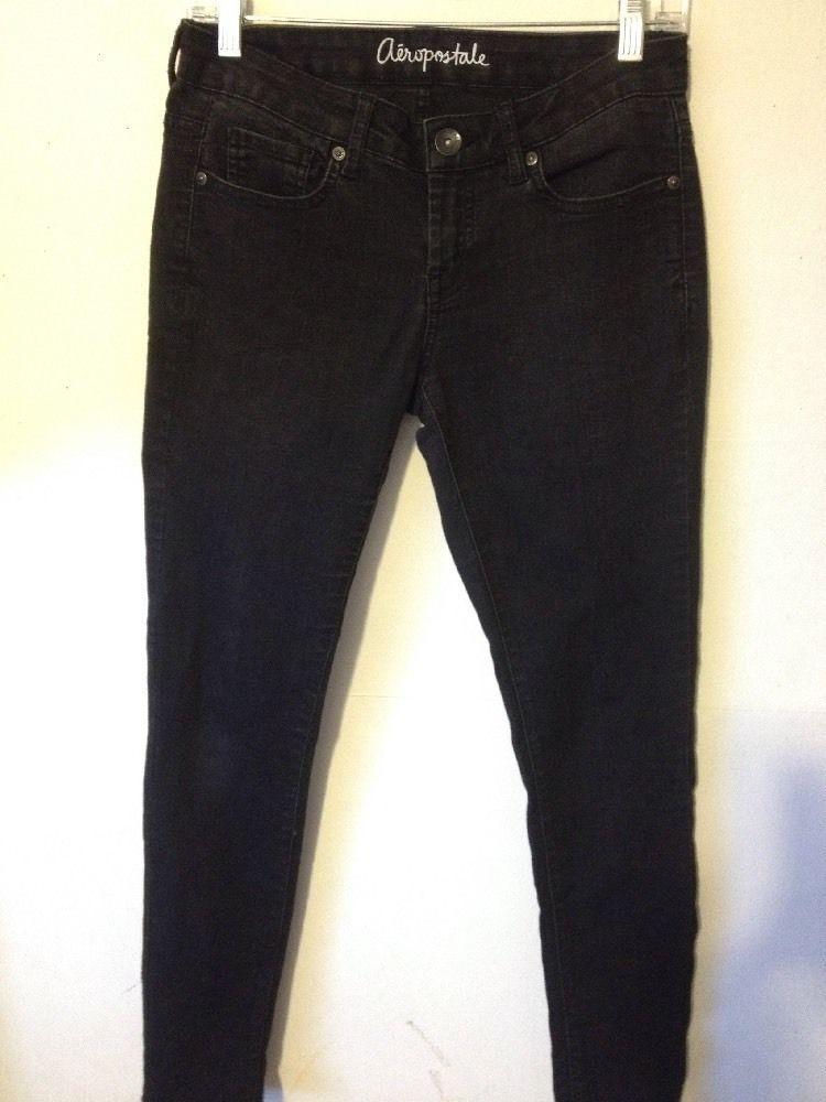 Aeropostale Womens Lola Jegging Skinny Fit Jeans