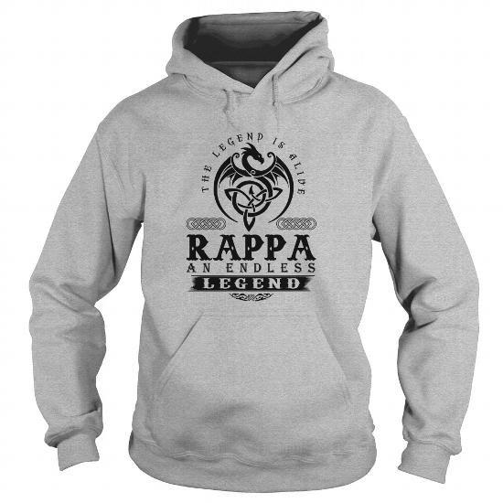I Love RAPPA T shirts