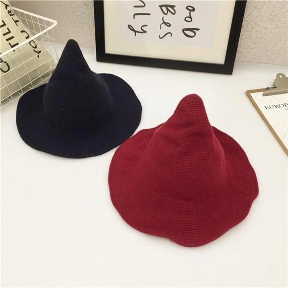 d039b6cf898 Modern Witch Hat- red  witchhats